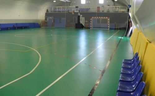 Закрытый спортивный зал